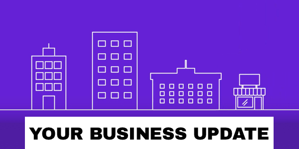 Your Business Update